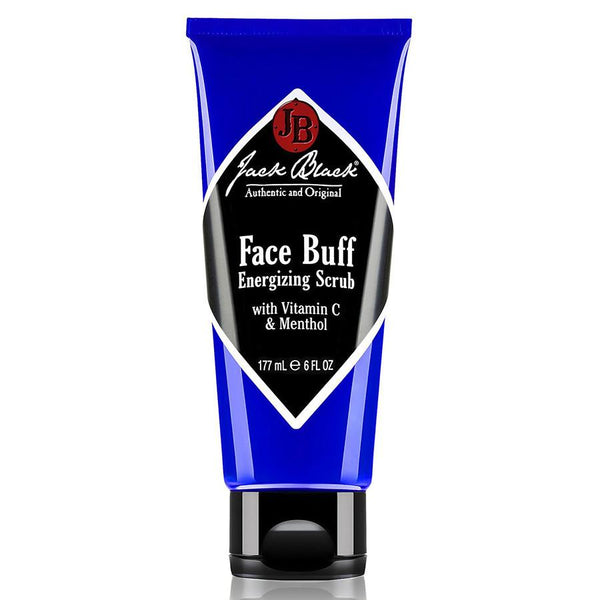 Jack Black Face Buff Energizing Scrub, 6 oz - Fendrihan