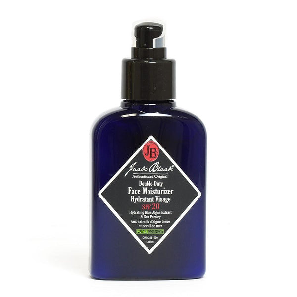Jack Black Double-Duty Face Moisturizer, SPF 20 - Fendrihan - 1