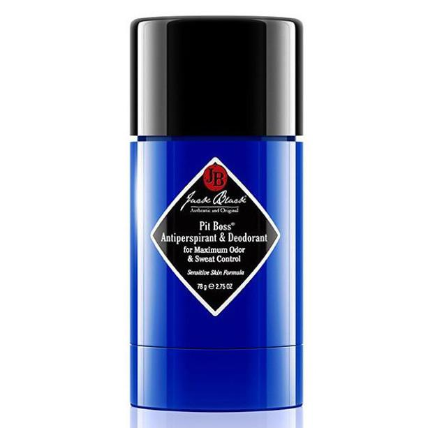 Jack Black Pit Boss Antiperspirant and Deodorant, Sensitive Skin Formula Deodorant Jack Black