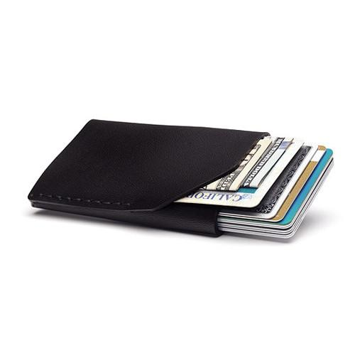 Bison No. 2 Wallet in Five Colors, English Bridle Leather by Hermann Oak, St. Louis - Fendrihan - 11