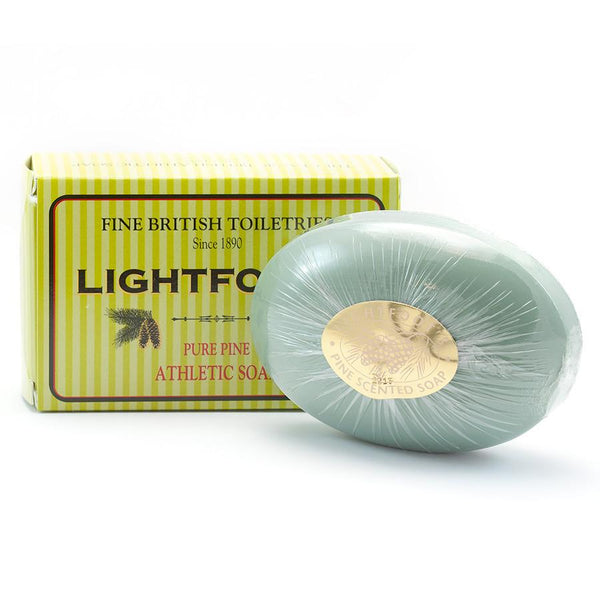 Lightfoot's Limited Edition Pure Pine Athletic Soap - Fendrihan - 1