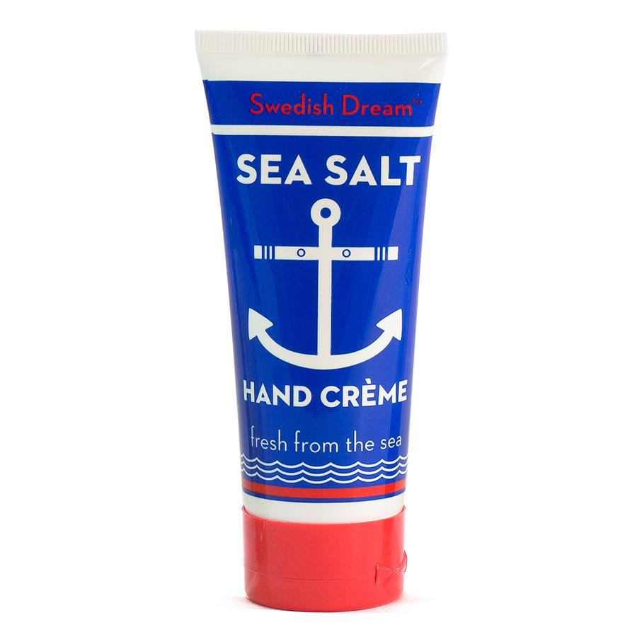 Swedish Dream Sea Salt Hand Cream Men's Grooming Cream Swedish Dream