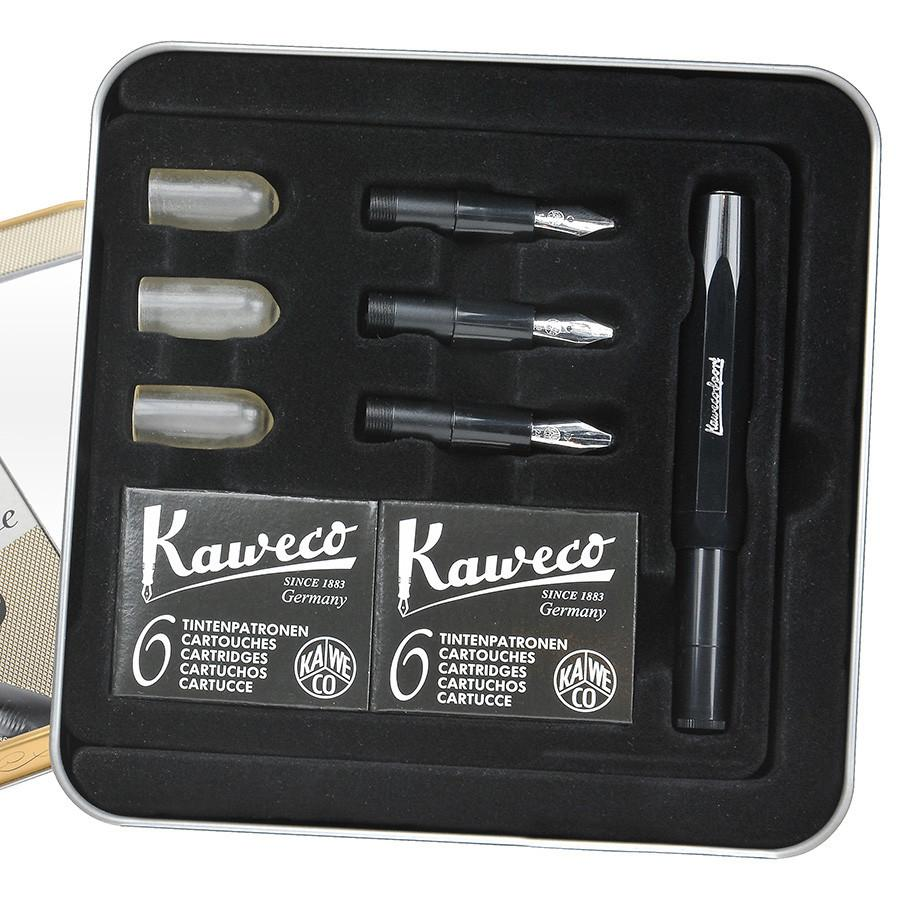 Kaweco Calligraphy Set Black Fendrihan
