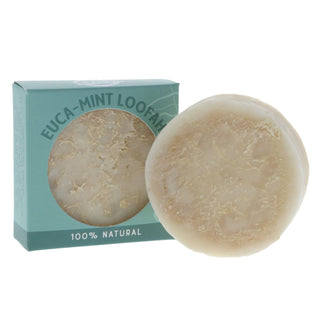 Rinse Bath & Body Co. Handmade Euca-Mint Loofah Soap Body Soap Rinse Bath & Body Co