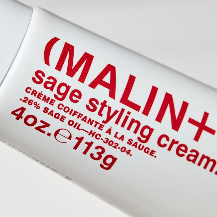 MALIN+GOETZ Sage Styling Cream Men's Grooming Cream MALIN+GOETZ