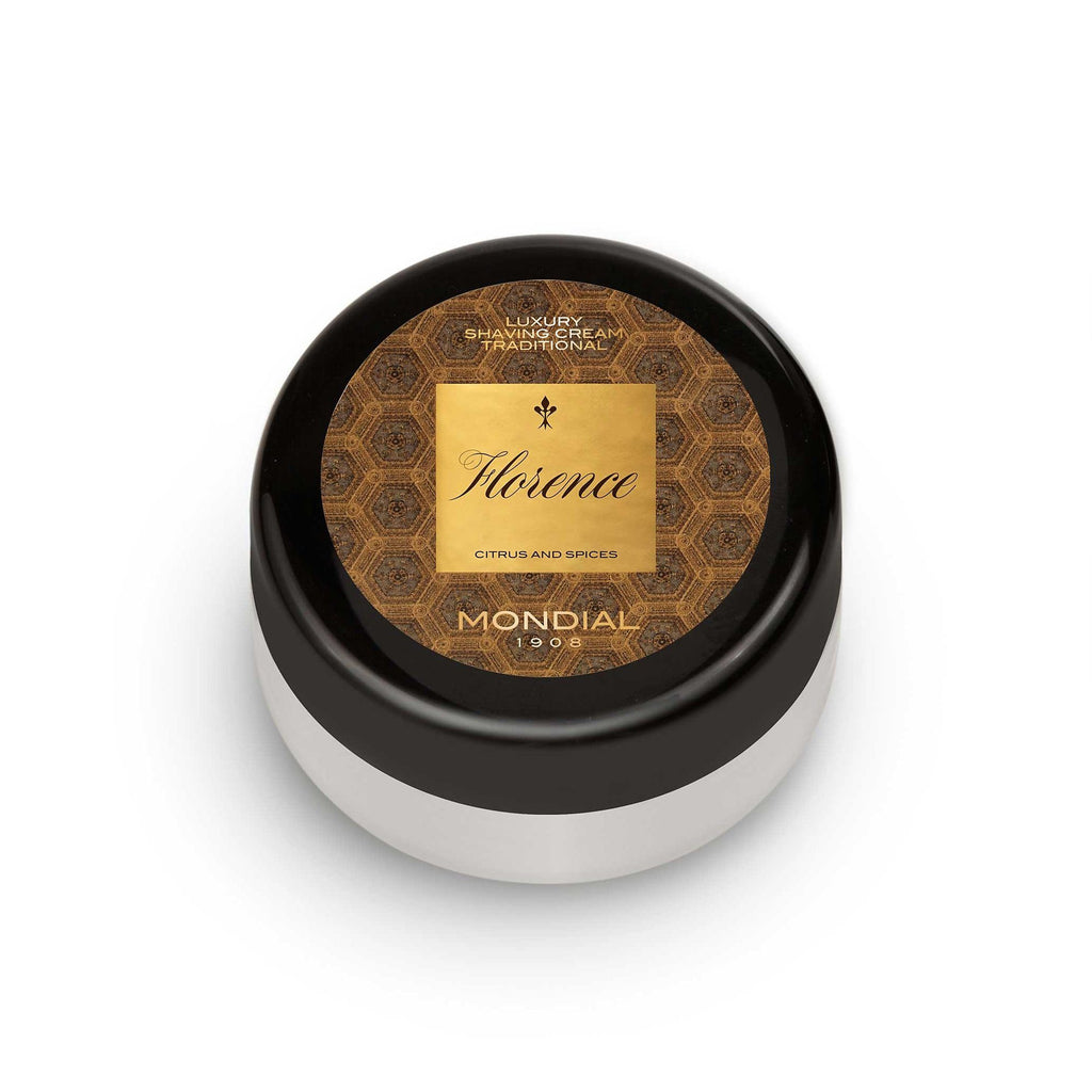 Mondial Traditional Luxury Shaving Cream Shaving Cream Mondial Florence