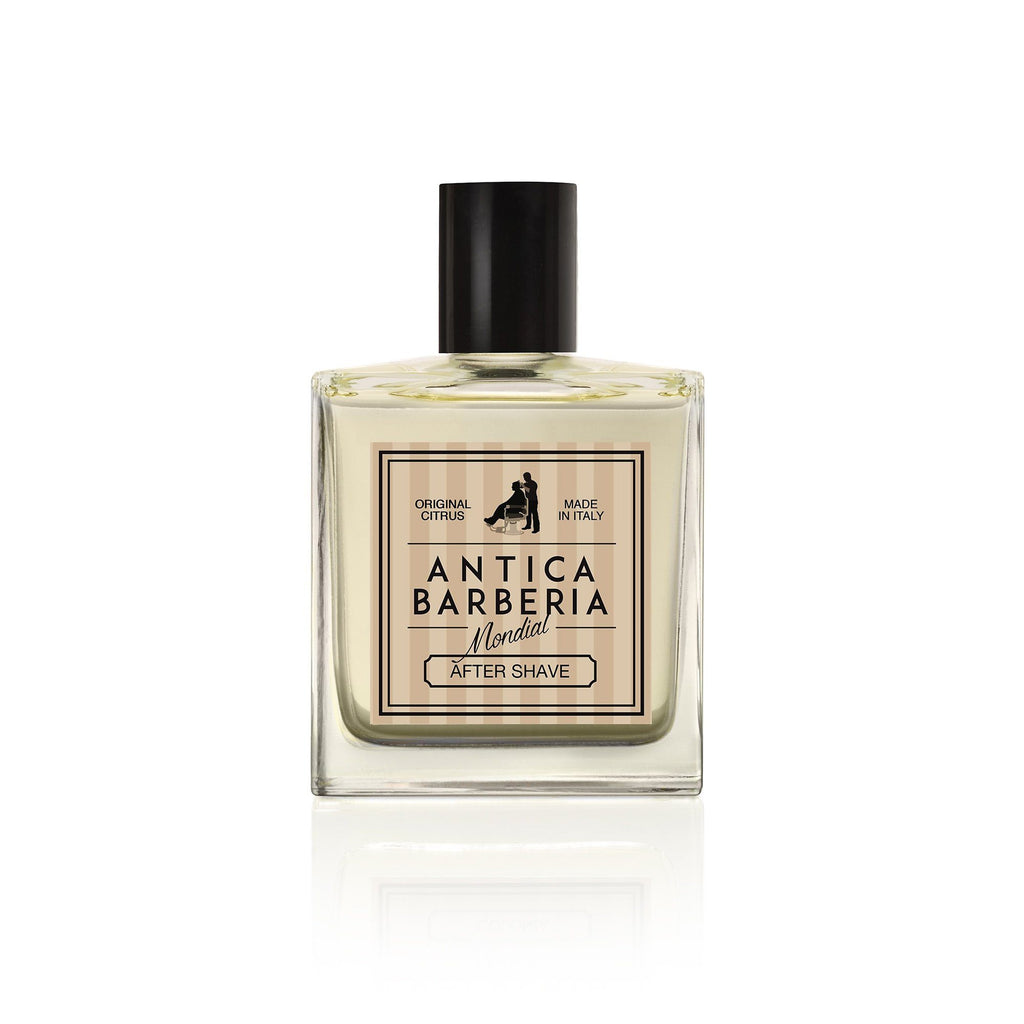 Mondial Antica Barberia Original Citrus After Shave Lotion Aftershave Mondial