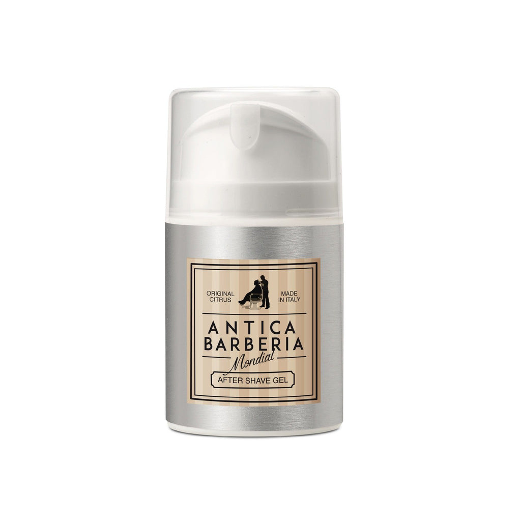 Mondial Antica Barberia Original Citrus After Shave Gel Aftershave Gel Mondial