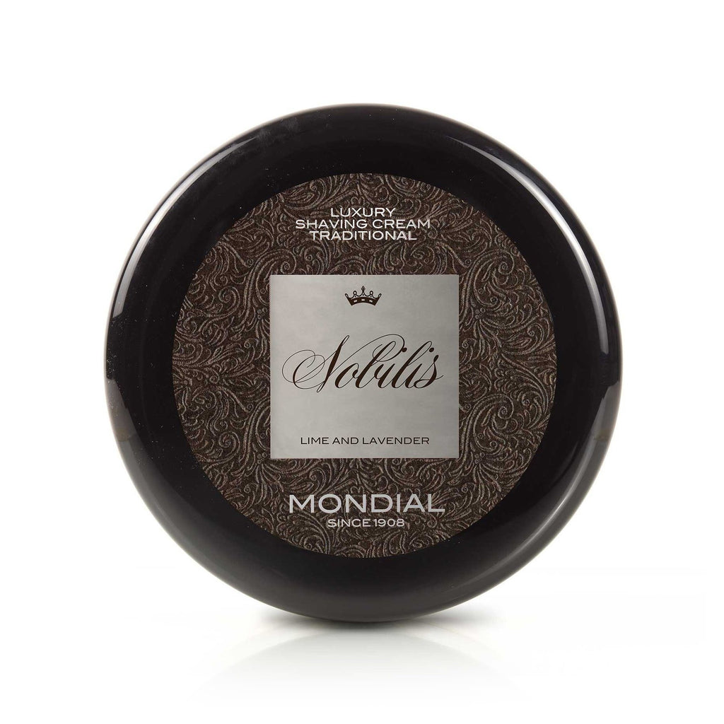 Mondial Traditional Luxury Shaving Cream Shaving Cream Mondial Nobilis