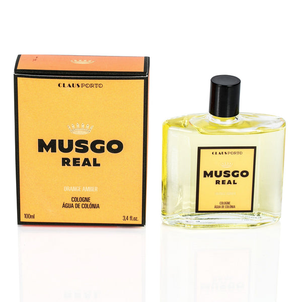 Musgo Real Agua de Colonia No. 1 Orange Amber - Fendrihan - 1
