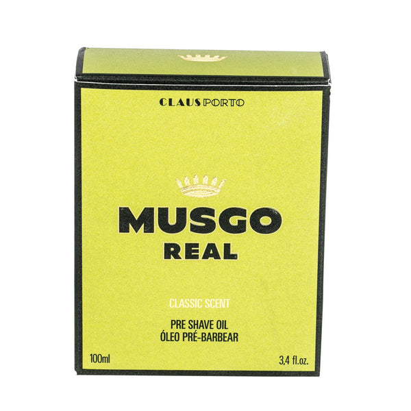 Musgo Real Pre-Shave Oil - Fendrihan - 4