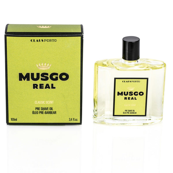 Musgo Real Pre-Shave Oil - Fendrihan - 1