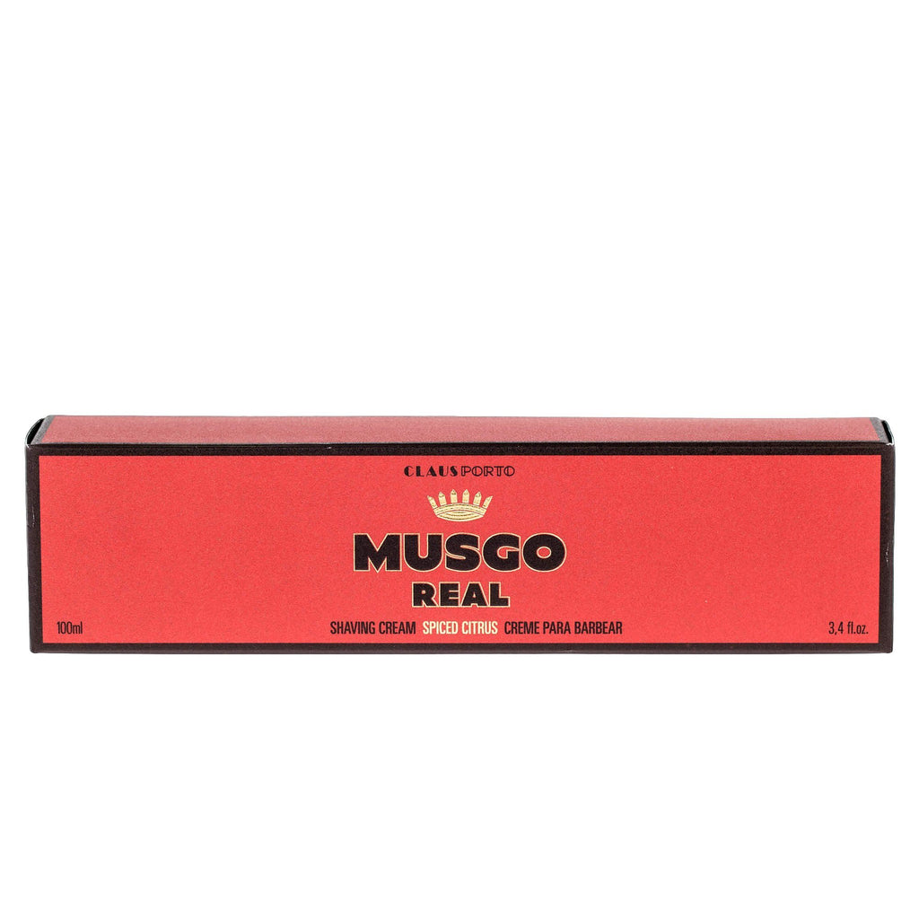 Musgo Real Spiced Citrus Shaving Cream Shaving Cream Musgo Real
