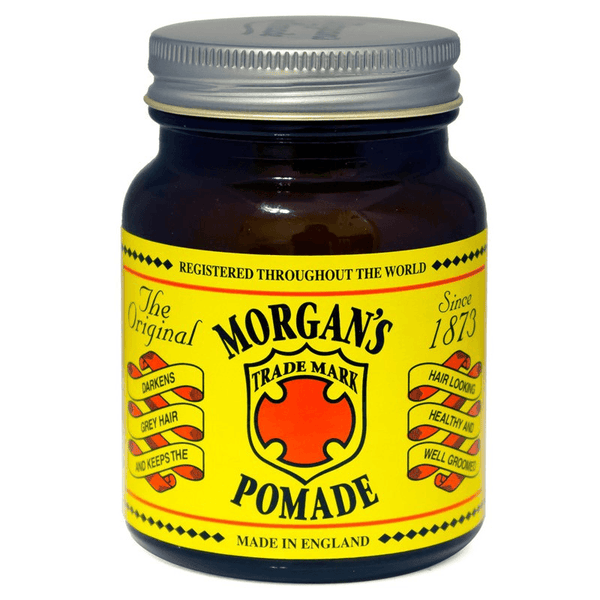 Morgan's Original Pomade, Darkens Grey Hair - Fendrihan - 1