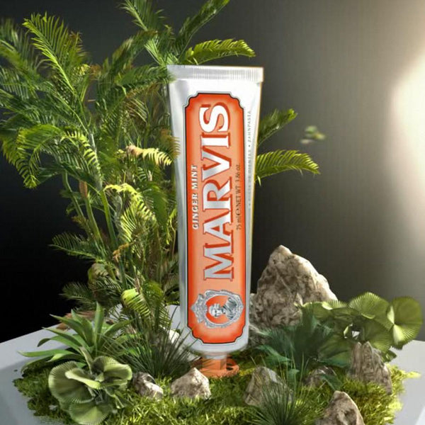 Marvis Ginger Mint Toothpaste - Fendrihan - 2