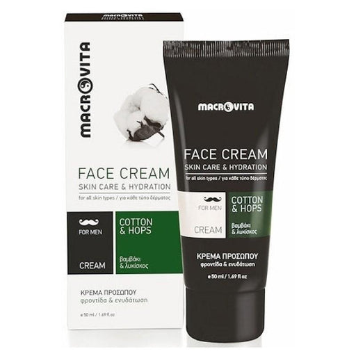 Macrovita Hydrating Face Cream for Men