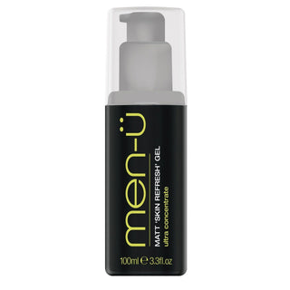"men-u Ultra Concentrate Matt ""Skin Refresh"" Gel Men's Grooming Cream Men-U"
