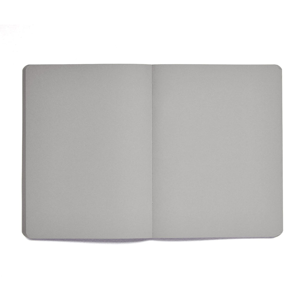 Nuuna NOT WHITE Light Designer's Notebook Notebook Nuuna