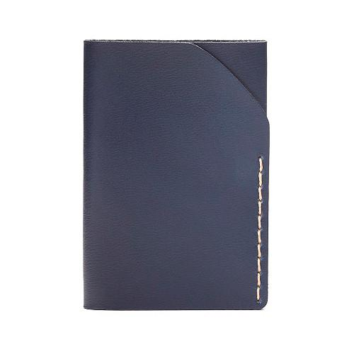Bison No. 2 Wallet in Five Colors, English Bridle Leather by Hermann Oak, St. Louis - Fendrihan - 4