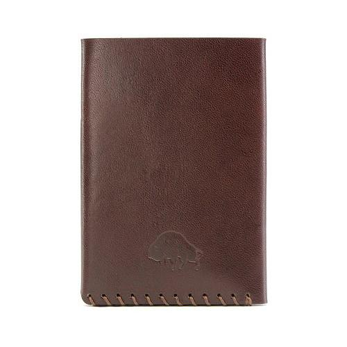 Bison No. 2 Wallet in Five Colors, English Bridle Leather by Hermann Oak, St. Louis - Fendrihan - 7
