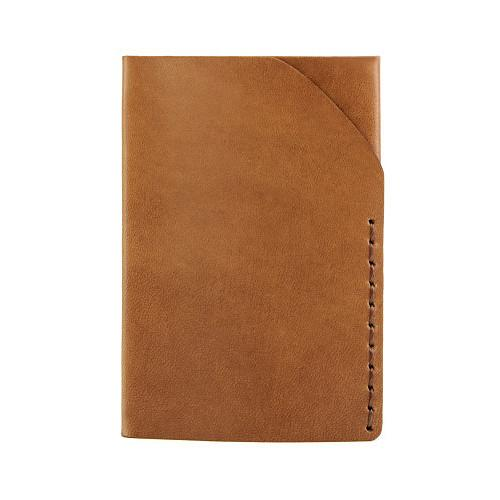Bison No. 2 Wallet in Five Colors, English Bridle Leather by Hermann Oak, St. Louis - Fendrihan - 12