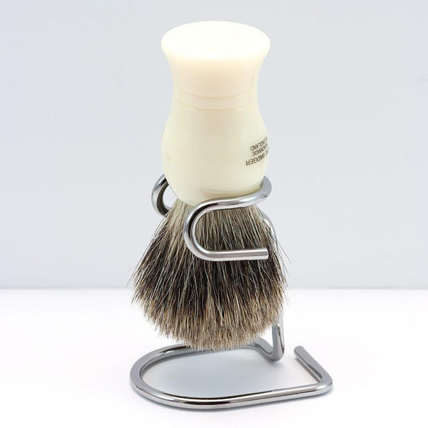 Omega Metal Shaving Brush Stand - Fendrihan - 3