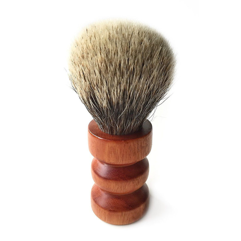 Paragon Two Band Finest Badger Shaving Brush with Sianico Handle Badger Bristles Shaving Brush Paragon Shaving
