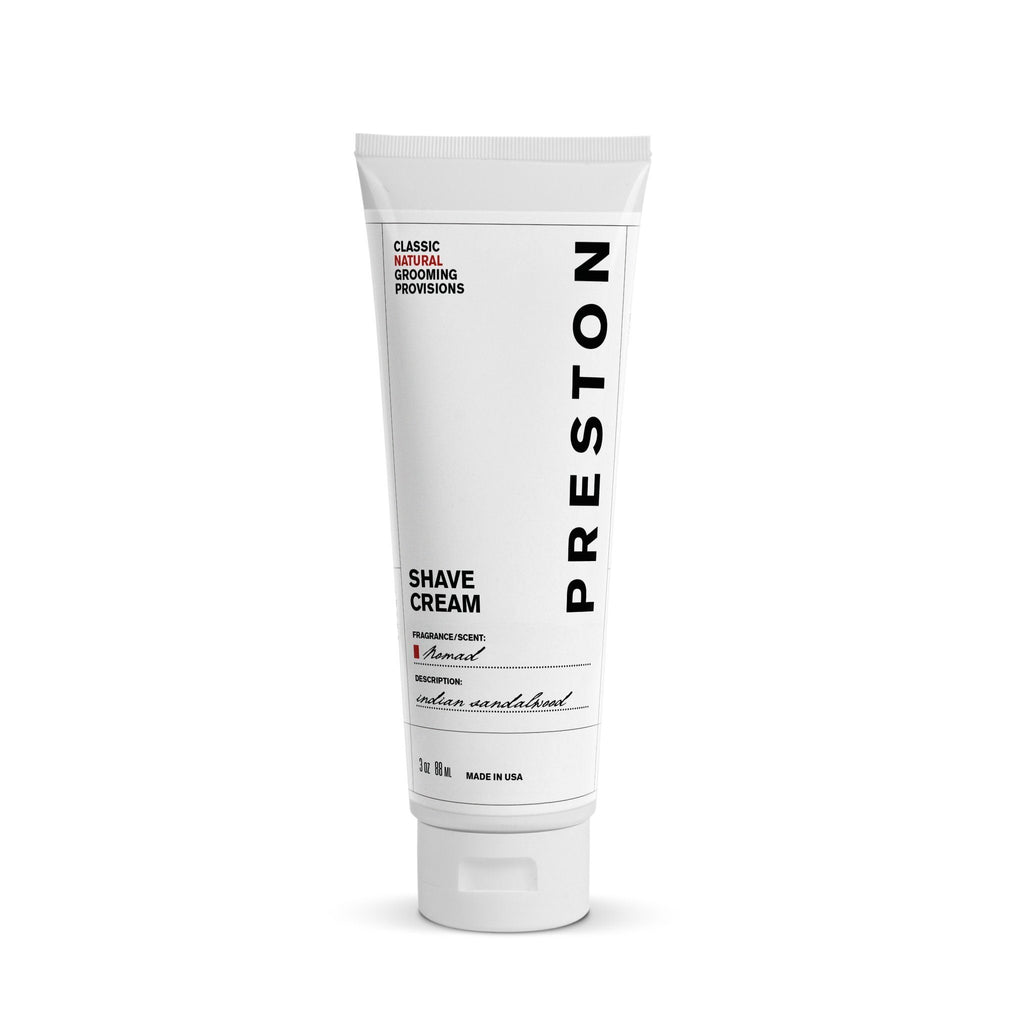 Preston Shave Cream Shaving Cream Preston Nomad