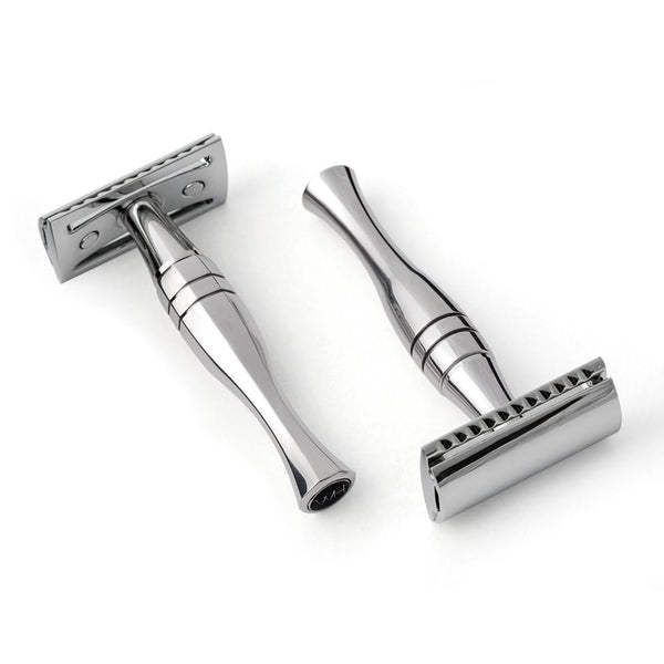 Wild & Harte Eltham Classic Double Edge Safety Razor - Fendrihan - 2