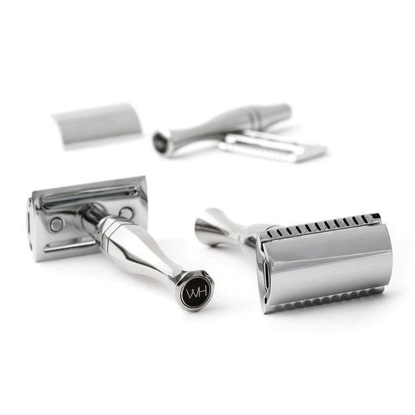 Wilde & Harte Osterley Classic Double Edge Safety Razor - Fendrihan - 2