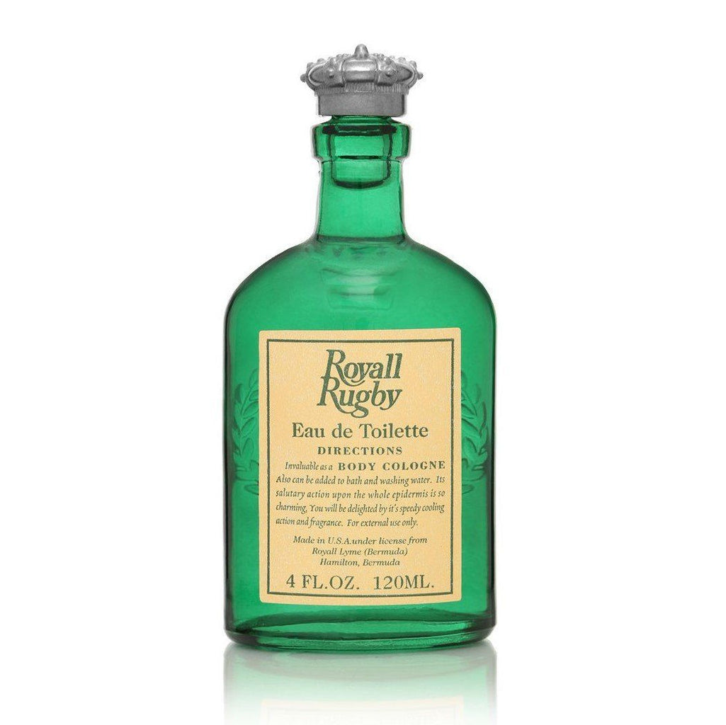 Royall Rugby Eau de Toilette, 4 oz Natural Spray Fragrance for Men Royall Lyme Bermuda