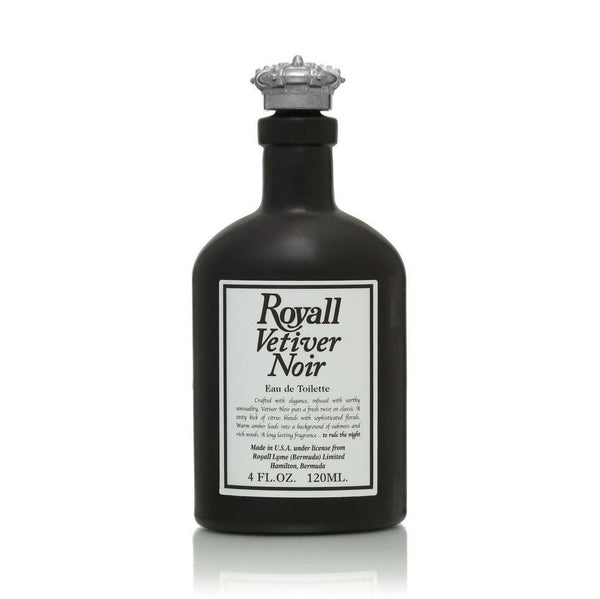 Royall Vetiver Noir Eau de Toilette, 4 oz Natural Spray