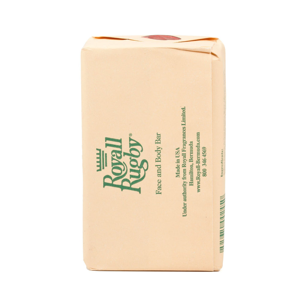 Royall Rugby Face and Body Soap Bar Body Soap Royall Lyme Bermuda