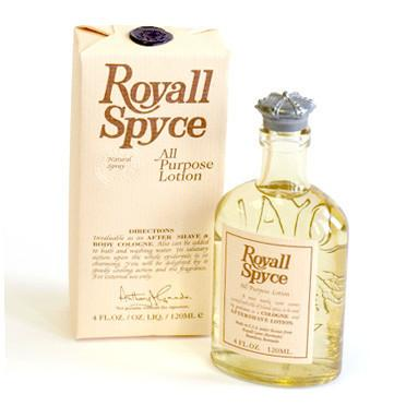 Royall Spyce All Purpose Lotion, 4 oz Natural Spray - Fendrihan - 1