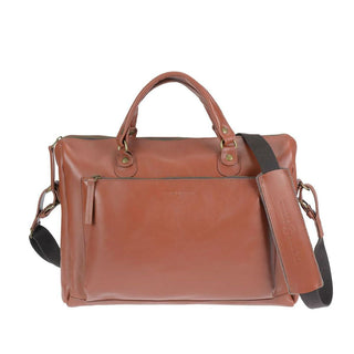 Ruitertassen 4051 Leather Messenger Bag, Brown Leather Messenger Bag Ruitertassen