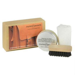 Ruitertassen Leather Maintenance Kit Leather Care Ruitertassen