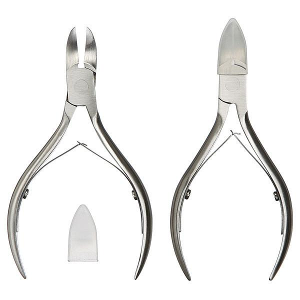 Seki Edge Stainless Steel Professional Nail Nipper, Made in Japan - Fendrihan - 2