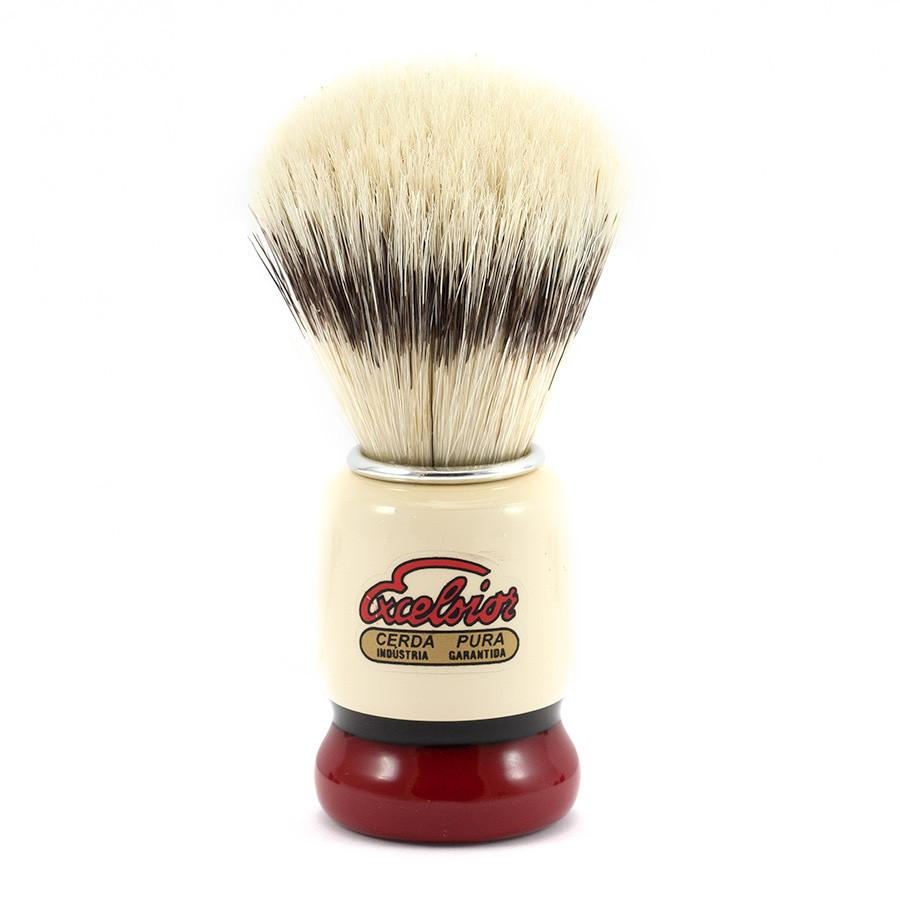 Semogue 1438 Natural Boar Bristle Shaving Brush - Fendrihan