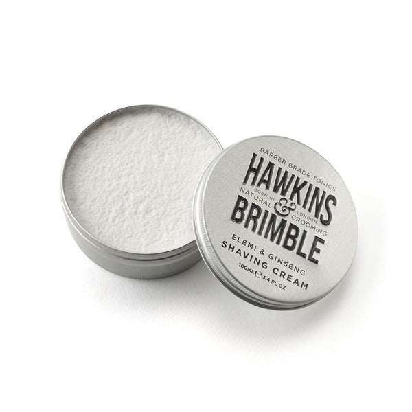 Hawkins & Brimble Shaving Cream - Fendrihan - 2