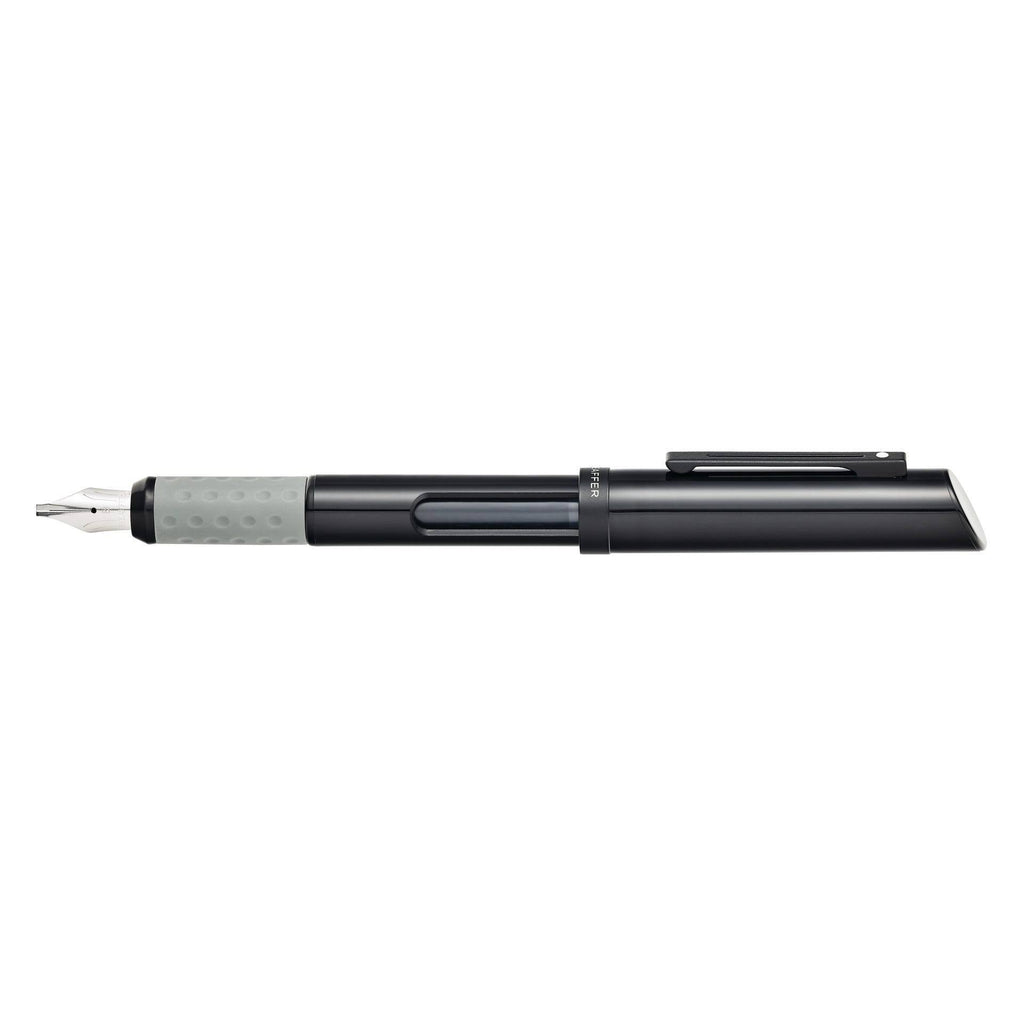 Sheaffer Black Calligraphy Fountain Pen with Black Trim Fountain Pen Sheaffer
