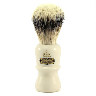 Simpsons Emperor 3 Super Badger Shaving Brush Badger Bristles Shaving Brush Simpsons