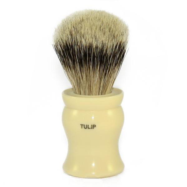 Simpsons Tulip 2 Super Badger Shaving Brush Badger Bristles Shaving Brush Simpsons