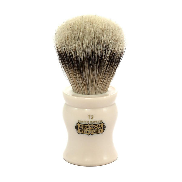 Simpsons Tulip 2 Super Badger Shaving Brush - Fendrihan - 1