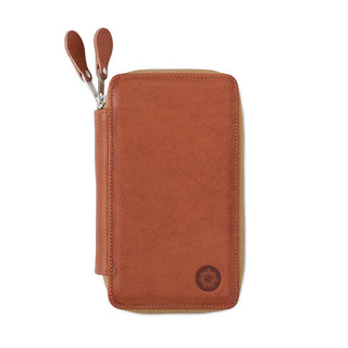 "Sonnenleder ""Bosse"" Pen and Pencil Leather Case, Natural Pen Case Sonnenleder"
