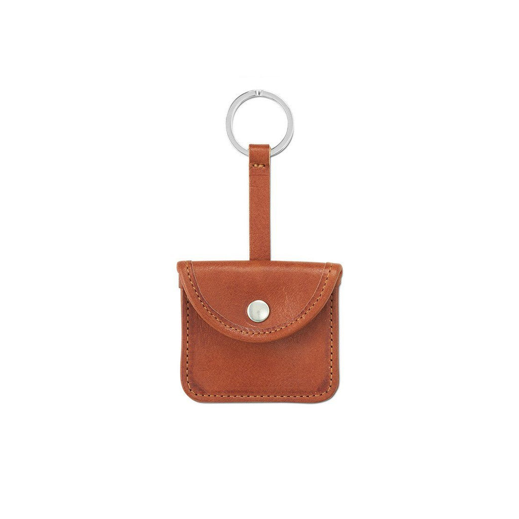 "Sonnenleder ""Bellini"" Vegetable Tanned Leather Keyring Key Case Sonnenleder Natural"