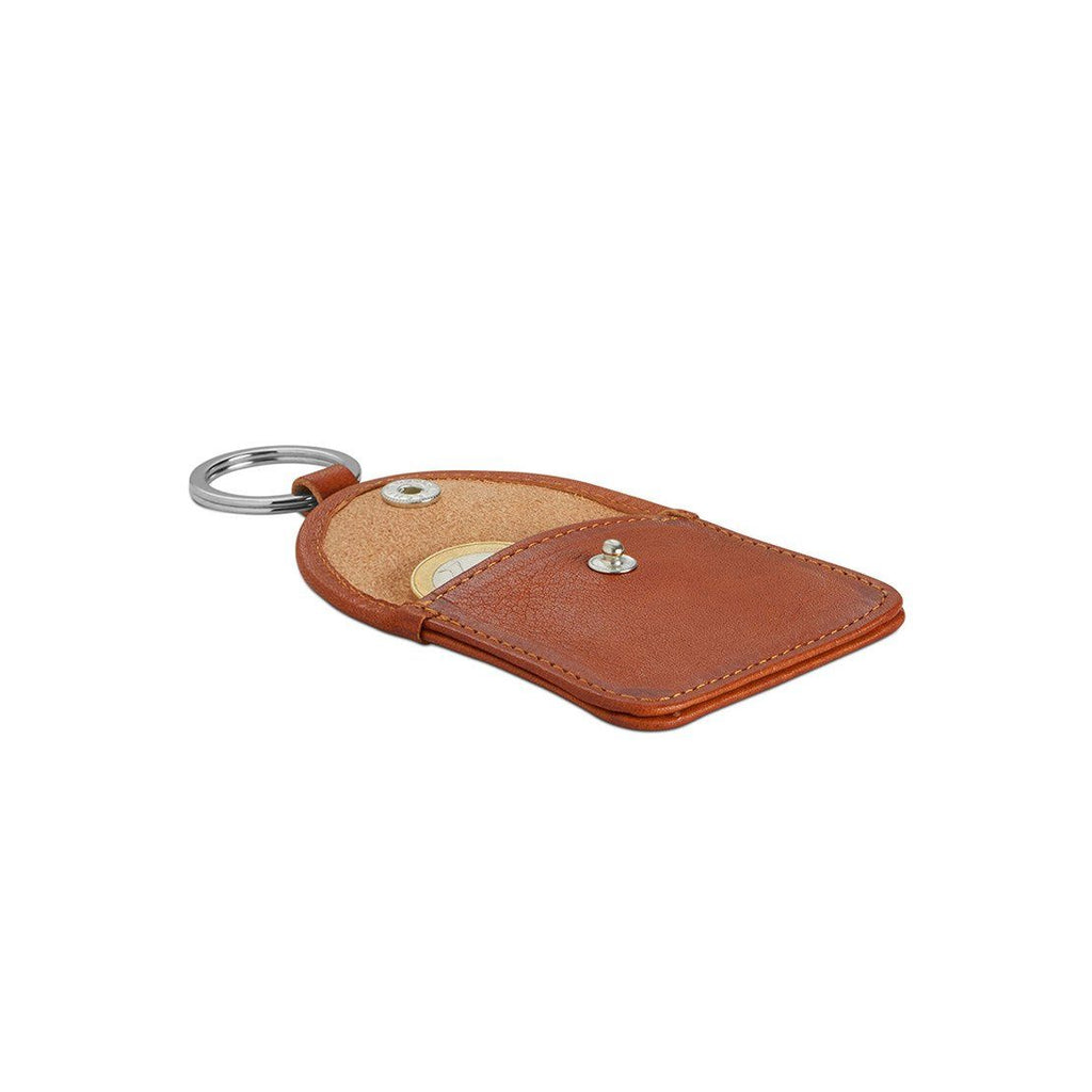 "Sonnenleder ""Bellini"" Vegetable Tanned Leather Keyring Key Case Sonnenleder"