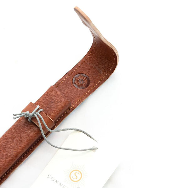 "Sonnenleder ""Handke"" Pen Leather Case, Natural - Fendrihan - 3"