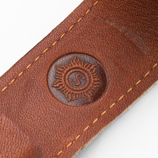 "Sonnenleder ""Handke"" Pen Leather Case, Natural - Fendrihan - 5"