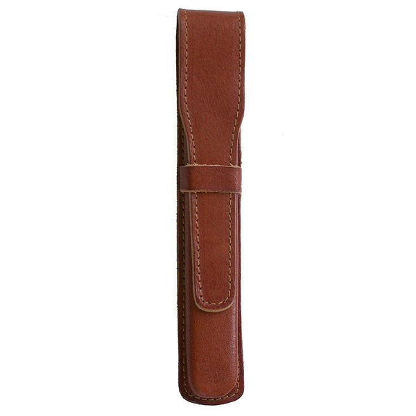 "Sonnenleder ""Handke"" Pen Leather Case, Natural - Fendrihan - 1"
