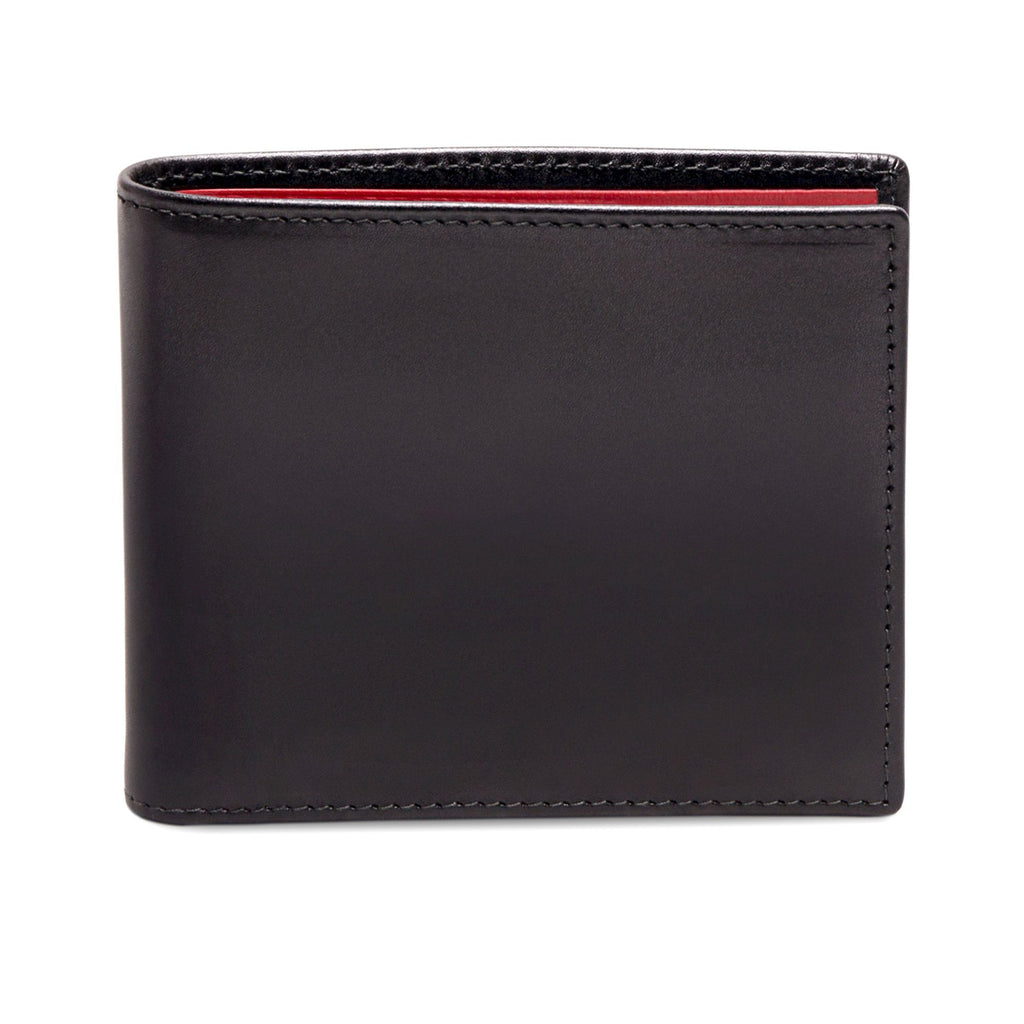Ettinger Sterling Billfold Leather Wallet with 6 CC Slots Leather Wallet Ettinger
